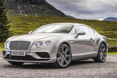 BENTLEY CONTINENTIAL  Gt