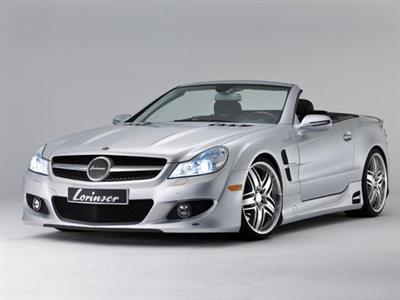 MERCEDES SL 550 Convertible